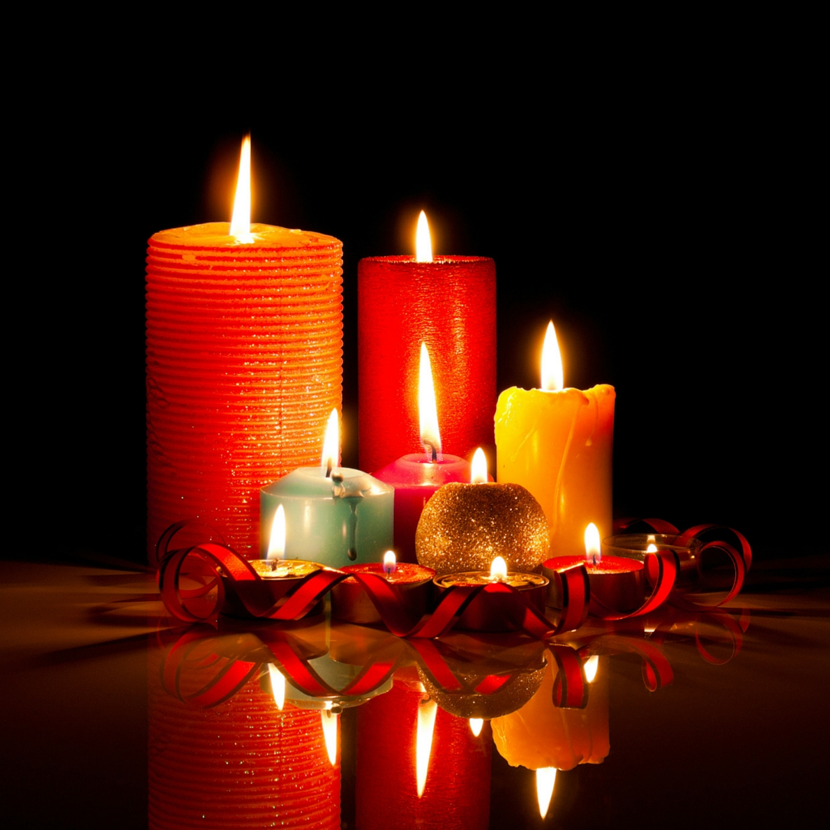 Candle Colors: What Are Their Meanings and Uses?