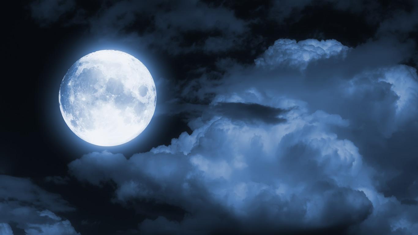 calendrier lunaire 2019 pour ne louper aucune pleine lune. Black Bedroom Furniture Sets. Home Design Ideas