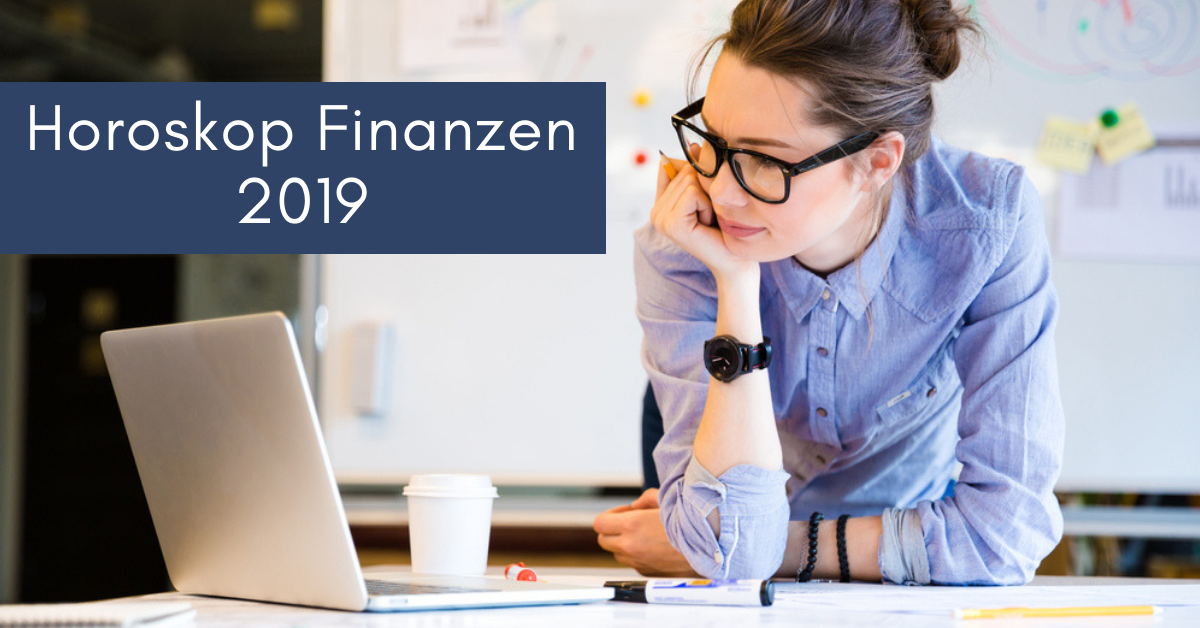 horoskop finanzen 2019