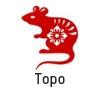 Oroscopo Cinese 2020 del Topo
