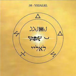 pentaculo de Yeiayel
