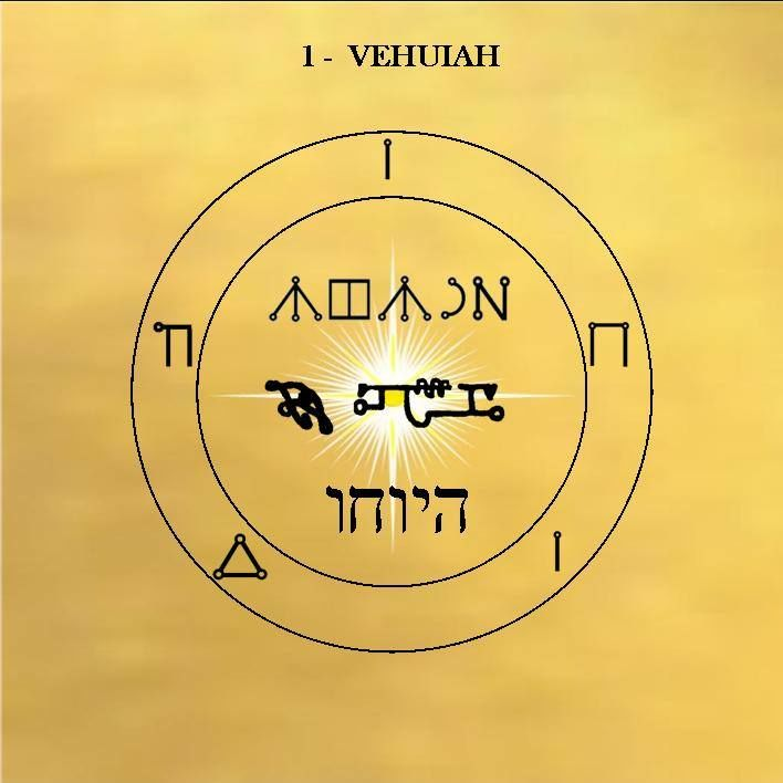 pentacle Vehuiah