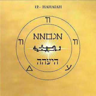 Pentacle Hahaiah