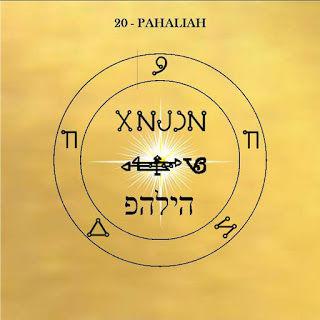 le pentacle de pahaliah