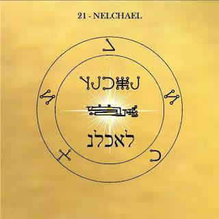 le pentacle de Nelchaël