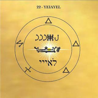 pentacle de Yeiayel
