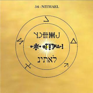 nithael's pentacle