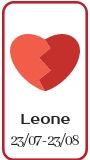 Affinità amorosa del Leone