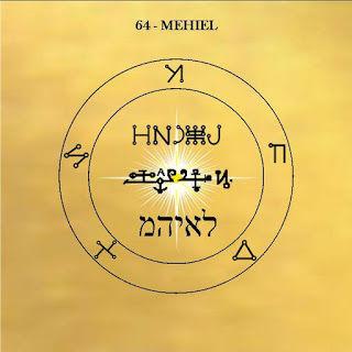 pentaculo de Mehiel