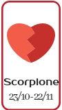 Affinità di coppia dello Scorpione