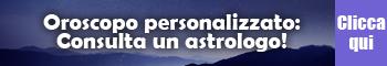Oroscopo personalizzato: Consulta un astrologo!