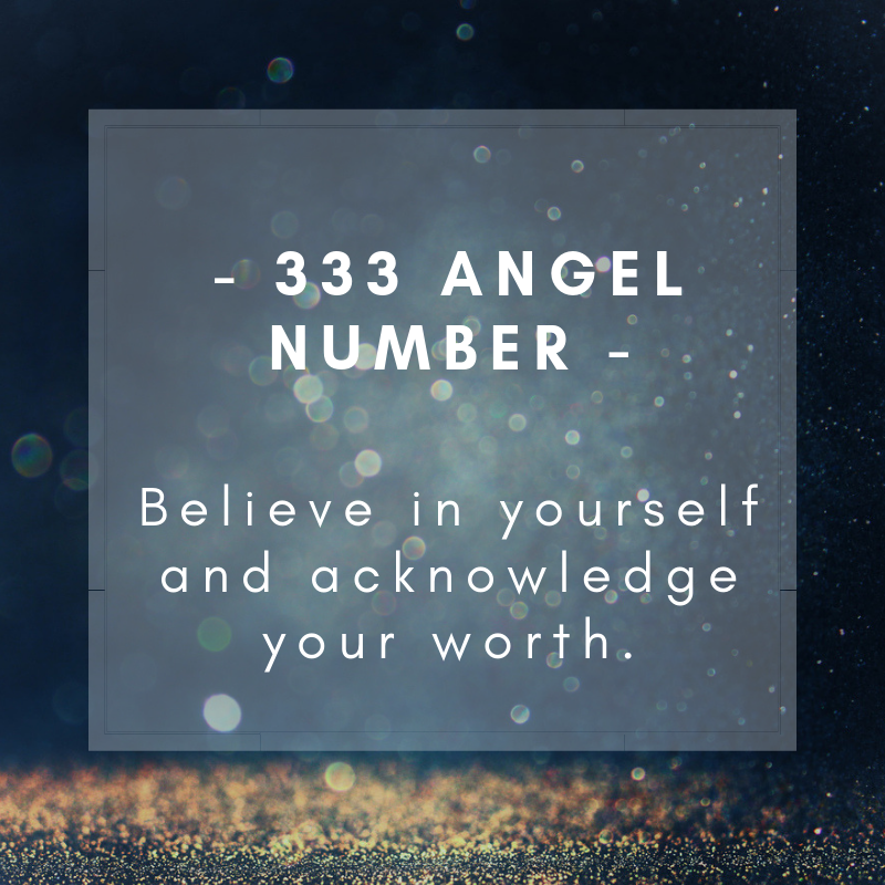 333 Angel number