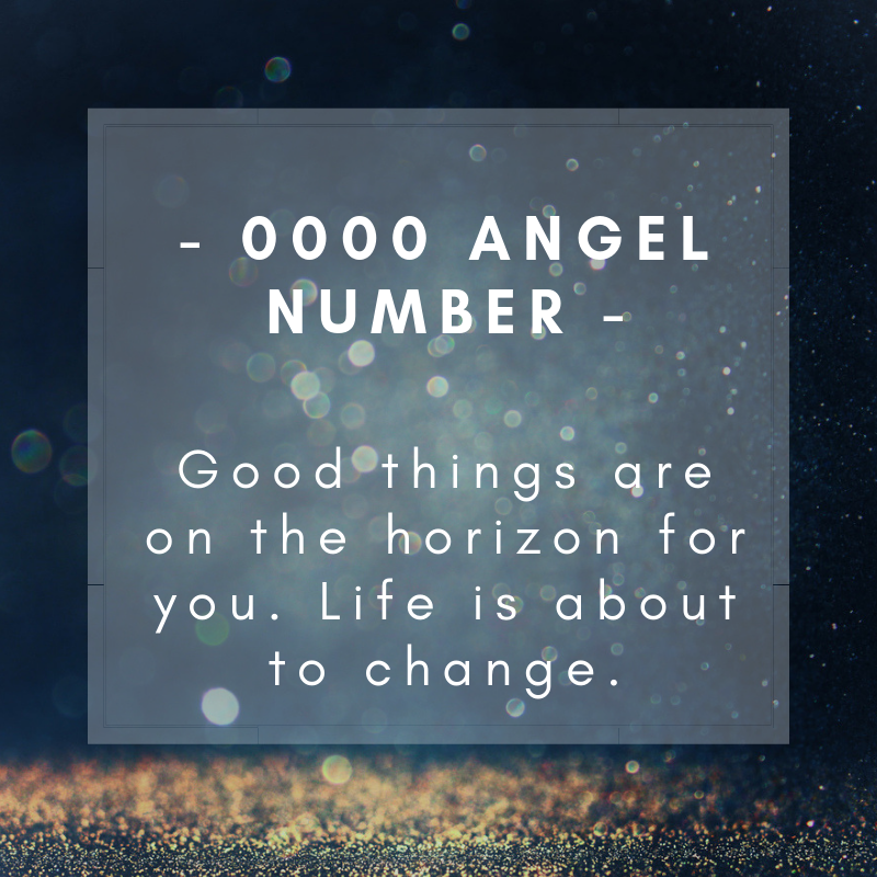 0000 Angel number