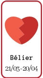 Compatibilité amoureuse Bélier