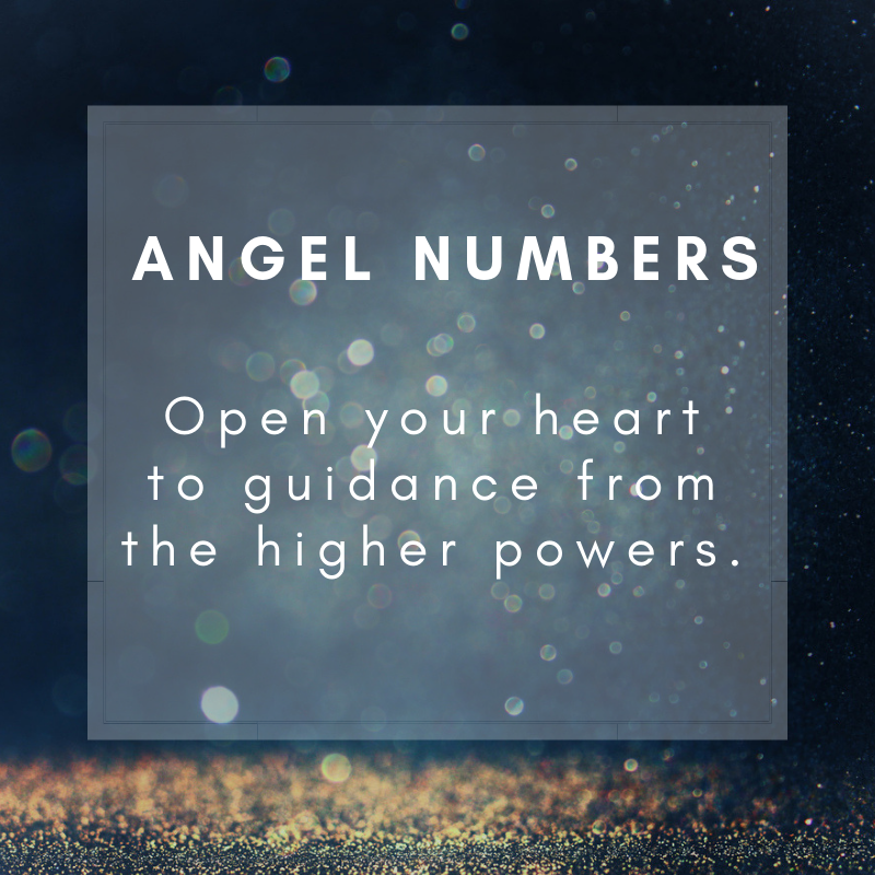 Angel Numbers: Spiritual Guide To Angel Number Meanings