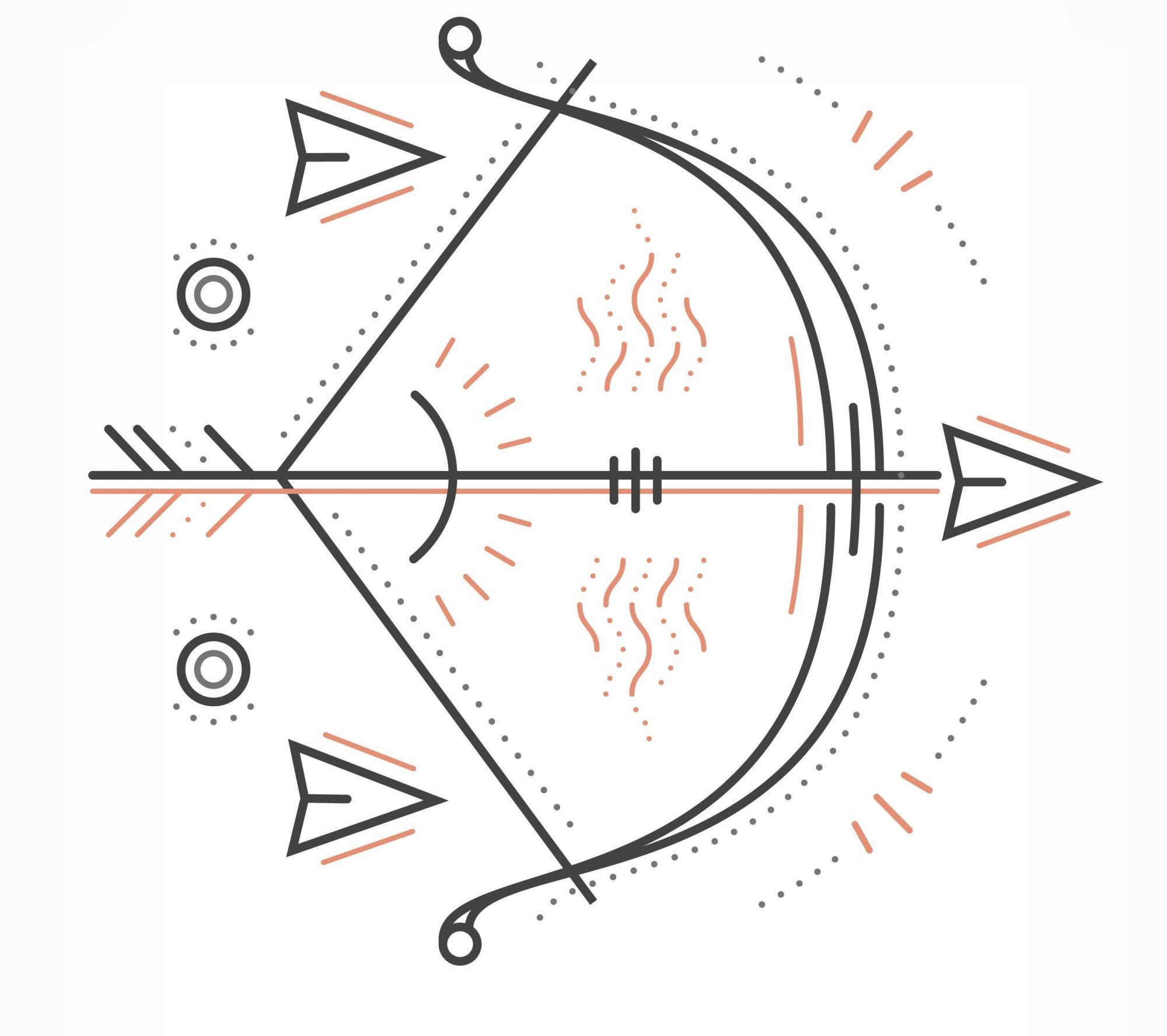 Tatouages Sagittaire