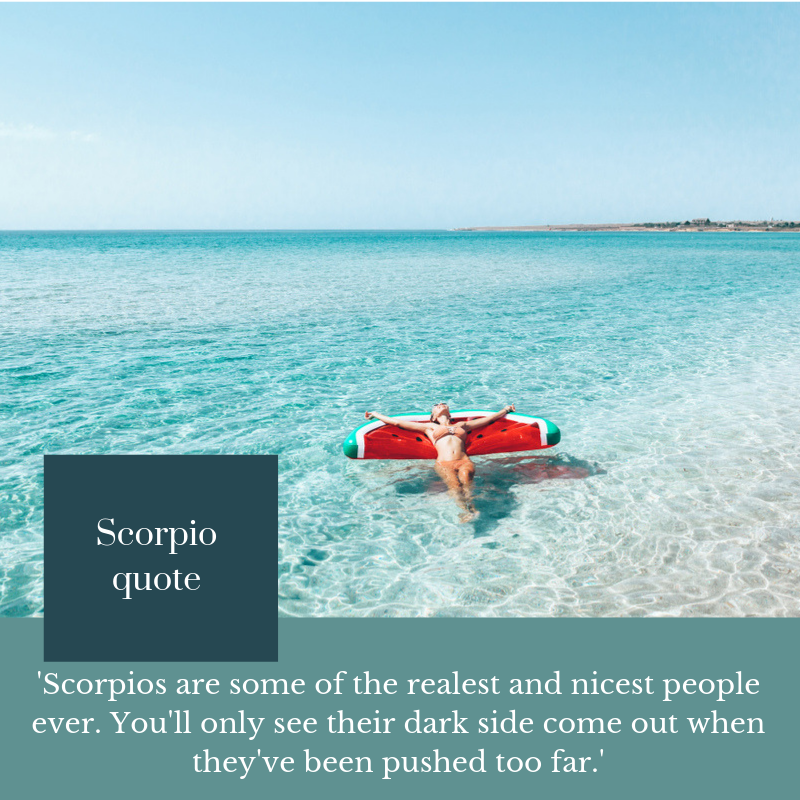 Scorpio Personality: The Secrets Traits Of This Mysterious