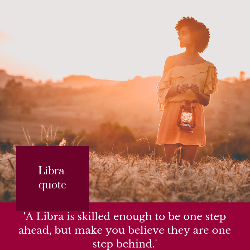 Libra quote