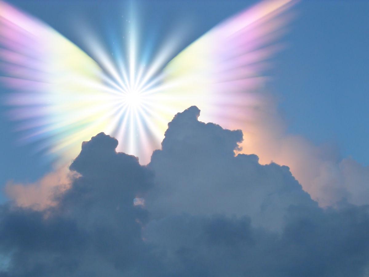 ange ciel