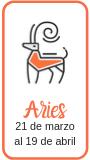 Aries fechas 2020