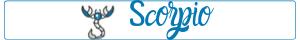 Scorpio luckiest zodiac sign