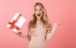 ouvrir cadeau