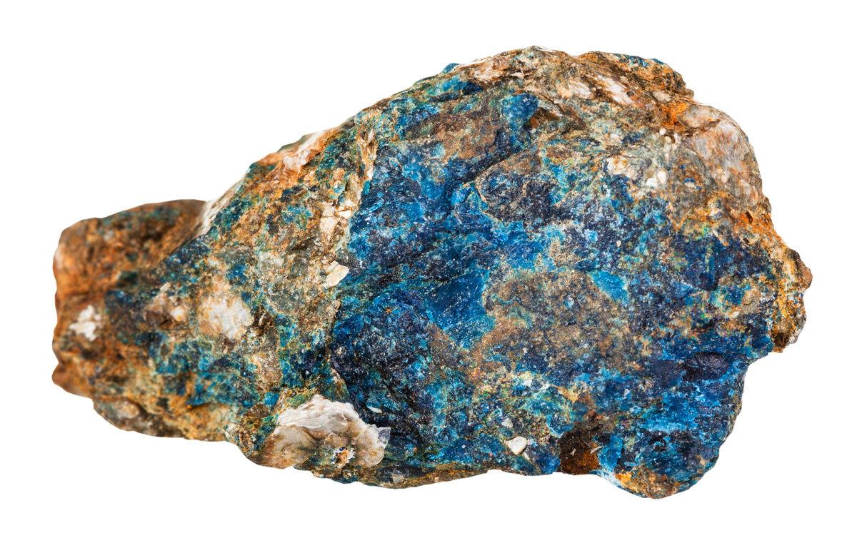 pierre lazulite