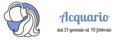 Profilo Astrologico Acquario