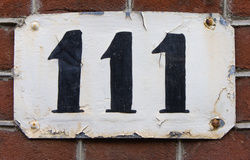 numero 111