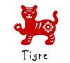 ascendant chinois tigre
