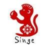 ascendant chinois singe