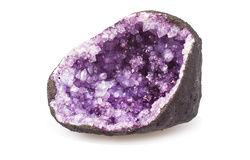 pierre druse d'amethyste