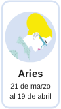 horóscopo de aries