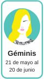 horóscopo de Géminis