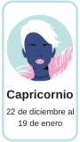 horóscopo de Capricornio