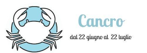 Caratteristiche del Cancro