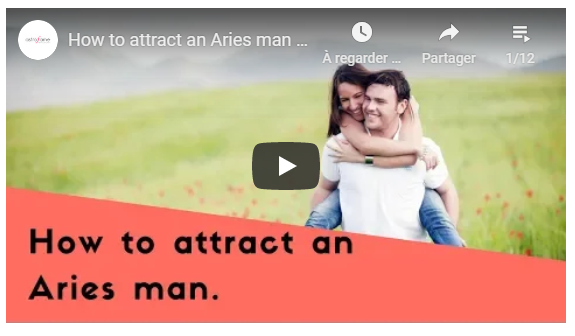 How to attract a man video playlist