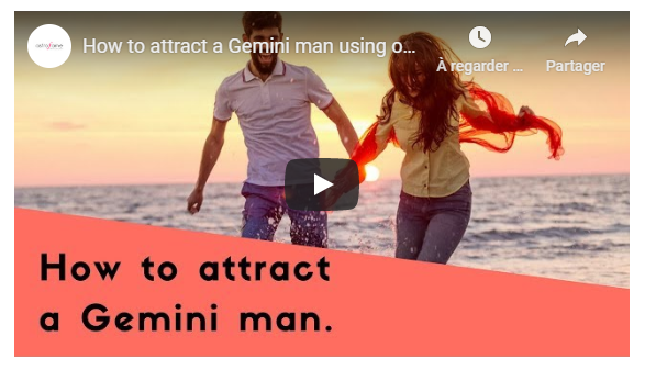 Video: How to attract a Gemini man