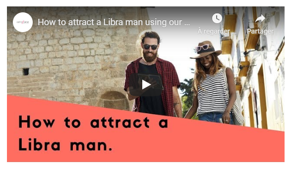Video: How to attract a Libra man