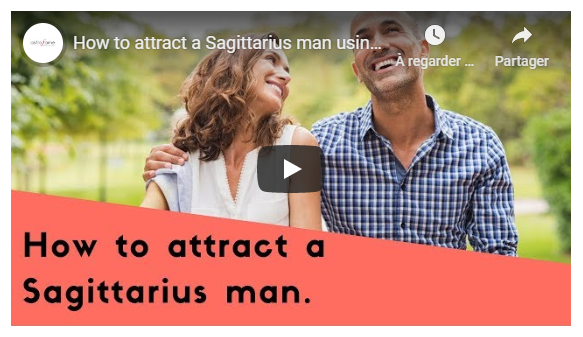 Video: How to seduce a Sagittarius man