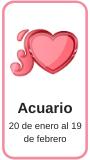 horóscopo de Acuario
