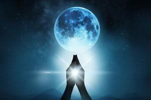 Full moon wish