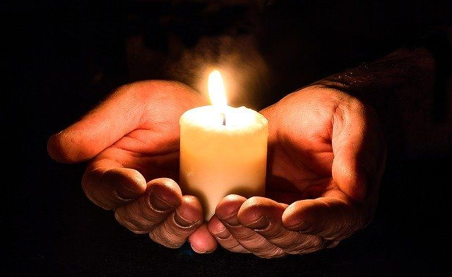 Fiamma candela