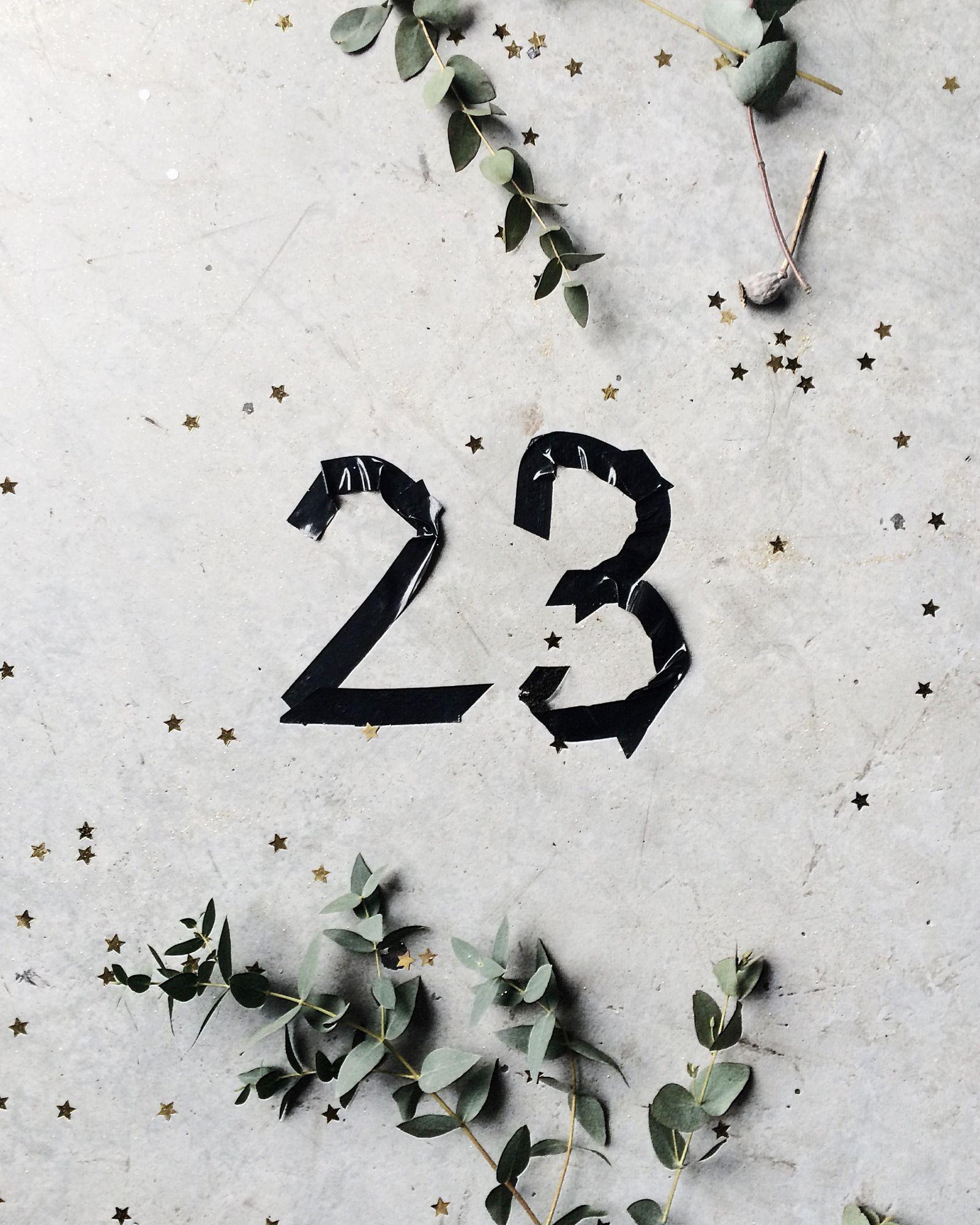 23 en numérologie