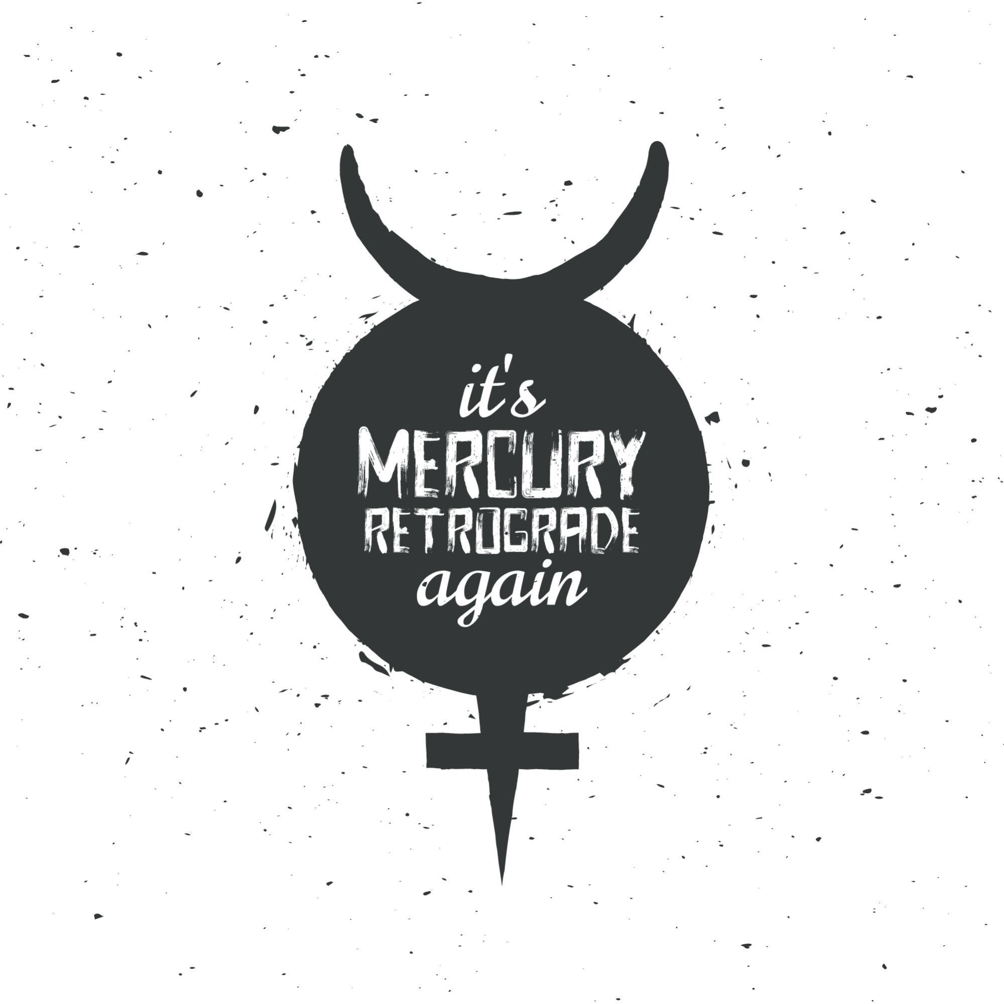 es mercurio retrogrado de nuevo en ingles
