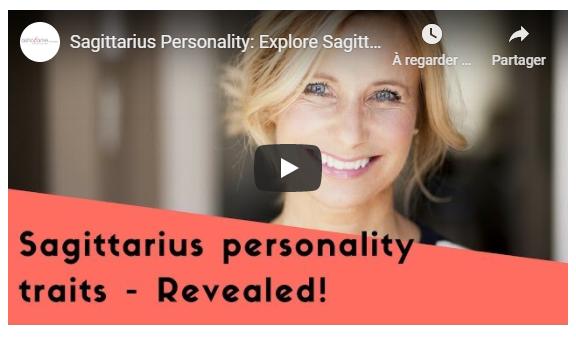 Sagittarius video