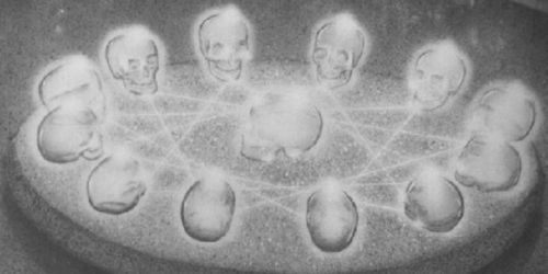 I 13 teschi di cristallo di rocca