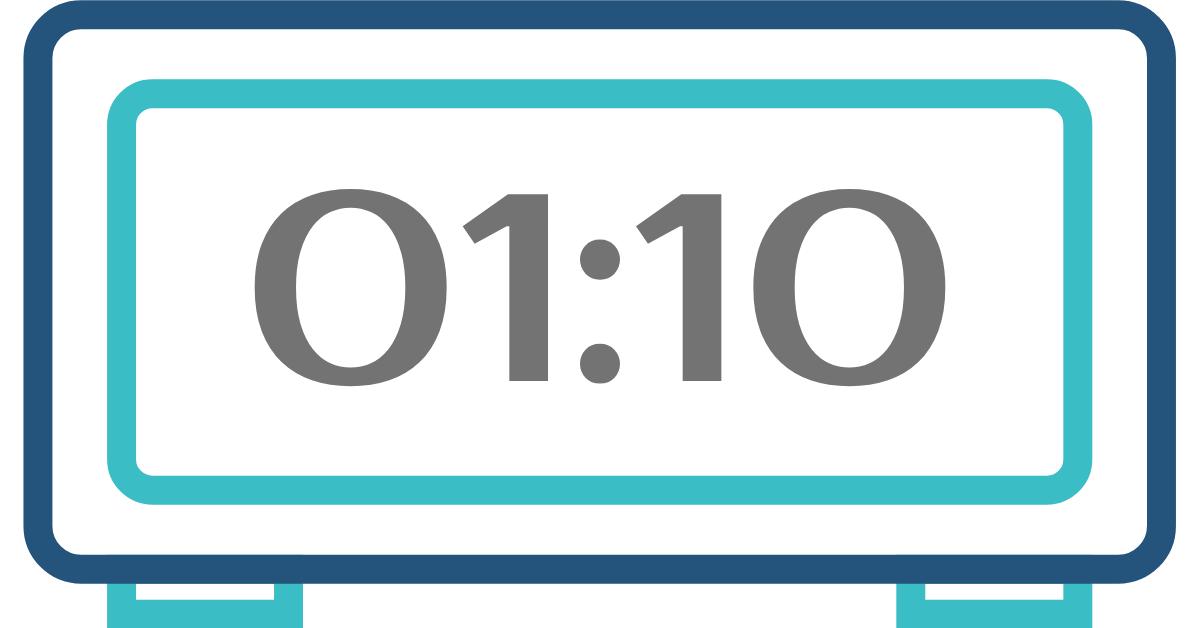 hora inversa 01:10