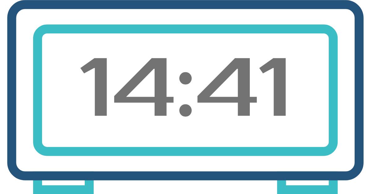 hora inversa 14:41