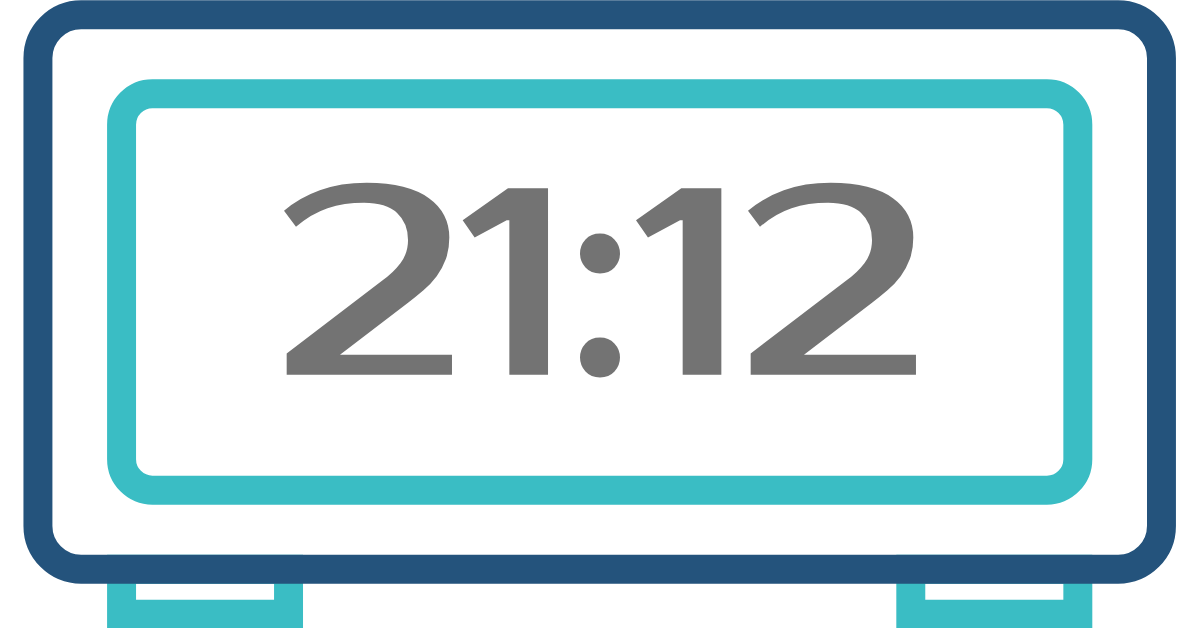 hora inversa 21:12